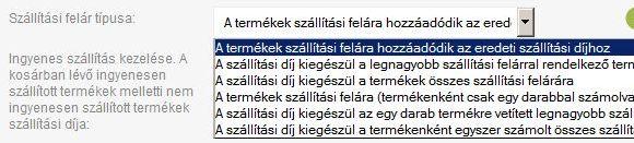 általános kezelési termékek)